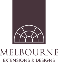 Melbourne Extensions & Designs Logo